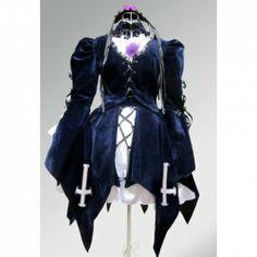 $47.47 Halloween Rozen Maiden Suigintou Cosplay Costume For Women