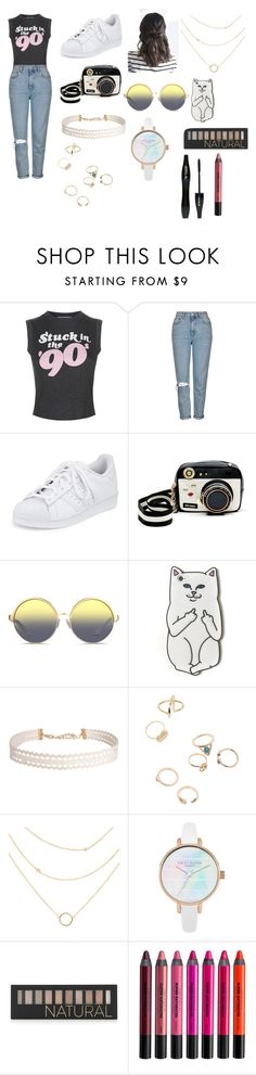 Vibes by alexandra-ac on Polyvore featuring moda, Wildfox, Topshop, adidas, Betsey Johnson, Humble Chic, Matthew Williamson, RIPNDIP, Forever 21 and Urban Decay