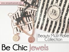 BeChic jewels by New York can wait...