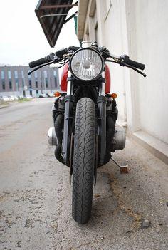 Honda CB 750 F2 Cafe racer billede 6