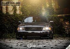Audi A4 B5 by artek /// https://driiive.com/Artek
