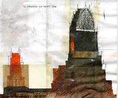 Beniamino Servino. La cattedrale sul monte Athos.