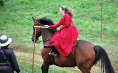 Charlotta Ågårdh Orsmarkposted toSidesaddle riders! Some pictures from the medieval tornaments in Wisby this week