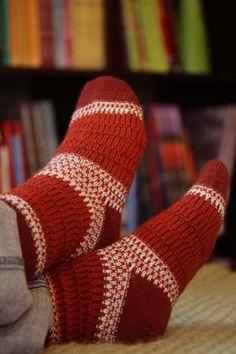 Knitty: Naniboujou - Winter 2008