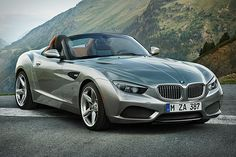BMW Zagato Roadster.  How do you make a car as stylish as the BMW Zagato Coupe even better? Chop off the roof, of course. The new BMW Zagato Roadster ($TBA), is, like its predecessor, based on the Z4, and features a similarly upgraded body and interior, including 19-inch light-alloy wheels, an exclusive gray exterior paint finish, brown, leather-wrapped roll bars inspired by airplane design, and a more elegant tail end.