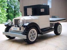 1929 Ford Model AA by J0n4th4n D3rk53n, via Flickr