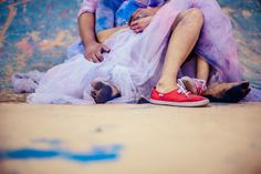 Trash the dress with powder paint Copyright of all images belongs to nightowl media 2015 Powder Paint, Photoshoot Ideas, Book Covers, Ballet, Wedding Ideas, Couples, Photography, Painting, Inspiration