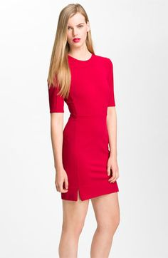 Diane von Furstenberg 'Oka' Sheath Dress available at #Nordstrom