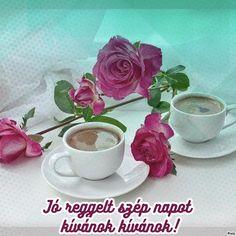 Tea Cups, Templates, Tableware, Good Morning, Stencils, Dinnerware, Tablewares, Vorlage, Dishes