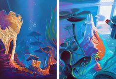 Film: Finding Nemo ===== Setting: Fish Tank