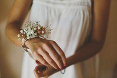 Ptit bouquet de poignet