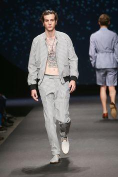 Projecto Mental Spring Summer 2016 Primavera Verano #Menswear #Trends #Tendencias #Moda Hombre - Constellation Africa For Pitti Uomo - D.P.