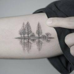 Image result for nature tattoos for men http://www.retroj.am/sleeve-tattoos/