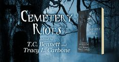 Cemetery Riots is a collection of dark cautionary tales edited by T. C. Bennett and Tracy L. Carbone. Available from Amazon. http://amzn.com/B01IZ43I1A/?tag=beetifulcom-20 #book #ebook #horror #collection #amazon #beetiful