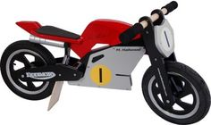 Now this is a balance bike.