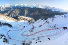 Russia Freezing Tons of Snow for Sochi 2014 Winter Olympics  #Olympics #sochi
