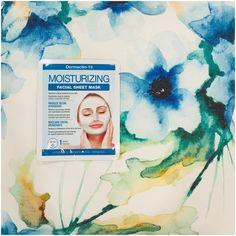 Store: Sally Beauty Store Product: Dermactin – TS Moisturizing Sheet Mask Purpose: Restore critical moisture to skin, penetrate deep. Sally Beauty, Sheet Mask, Polaroid Film