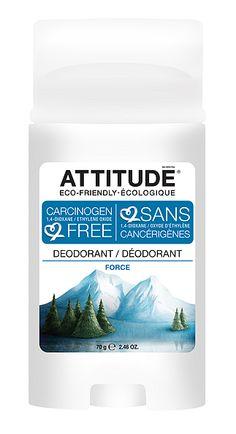 Attitude Force Deodorant (for men)