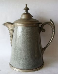 great old coffee pot