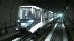 #Alstom presenta en la UITP 2013 sus soluciones Axonis y Urbalis Fluence #Railway