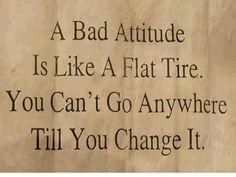 Success is 90% attitude and 10% aptitude