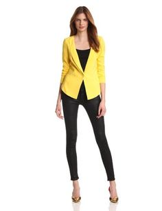 Womens Faux Leather Jacket Ladies Deal