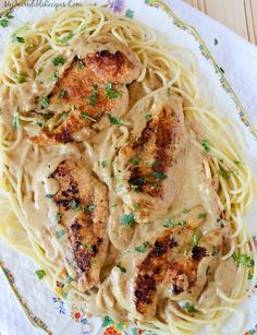 Chicken Lazone! – My Incredible Recipes