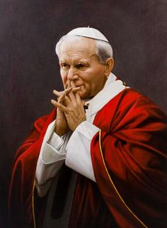 """On the basis of this way of manifesting the presence of God who is Father, love and mercy, Jesus makes mercy one of the principal themes of His preaching. As is His custom, He first teaches ""in parables,"" since these express better the very essence of things."" -Pope John Paul II -Dives in Misericordia"