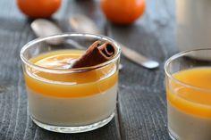 Panna cotta er en av de enkleste dessertene du kan lage. Dagens panna cotta toppes med en appelsinsaus som er smaksatt med julens krydder, kanel og stjerneanis, som gjør den til et ypperlig valg ti…