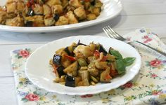 Caponata di pesce spada, una ricetta della più antica tradizione siciliana che dovete assolutamente provare...ne vale proprio la pena!