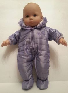 "Pleasant Company ""Bitty Baby"" Doll 17H9"