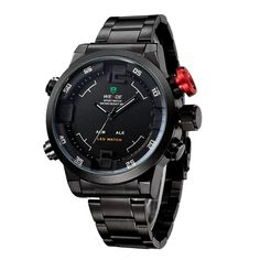 Military Luxury Full Steel Quartz Watch