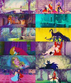 Sleeping Beauty -one of my favourite Disney movies Disney Duck, Old Disney, Disney Love, Disney Magic, Sleeping Beauty Art, Sleeping Beauty Princess, Disney And Dreamworks, Disney Pixar, Disney Films