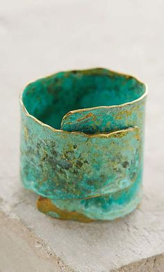 Restoration Ring. Would like this much better as a bracelet.