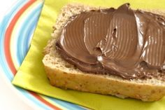 Healthier Nutella Spread