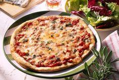 Pizza quattro formaggio   Knorr