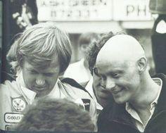 Ronnie Peterson, Gunnar Nilsson