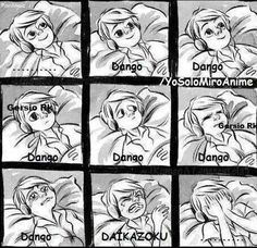#dango #clannad #daikozoku this happens to be me every time i think about clannad