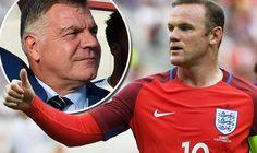 Sam Allardyce on Wayne Rooney: Skippers England experience makes him indispensable