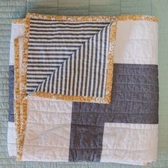 St. Elmo Quilt - Modern Quilts - Fort Cotton Quilt Co.