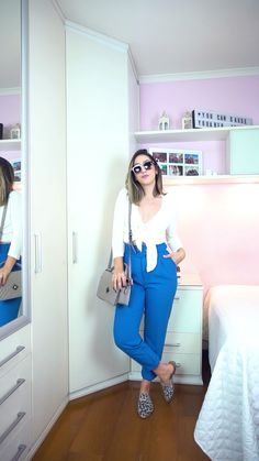 Stylish Summer Outfits, Casual Chic Outfits, Trendy Outfits, Cool Outfits, Fashion Outfits, Look Star, Look Office, Clothing Hacks, Colourful Outfits