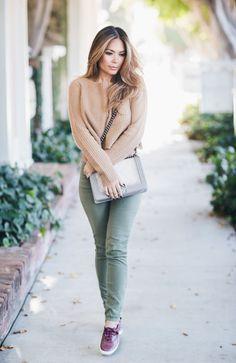Casual Fall Outfit | Marianna Hewitt Blog La La Mer