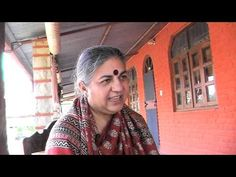 """An Interview with Dr Vandana Shiva, one of the world's foremost environmentalist, anti-GM activist and an advocate of ecological farming and sustainable agriculture as a solution to climate change, food security, hunger and peace.  The interview was taken on 16th March 2011, during """"Grandmonther's University"""" a three day course at Navdanya Biodi..."""
