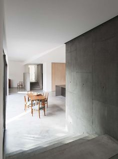 Clean lines and concrete. Expansive glass windows and muted color palettes. Such are the hallmarks of a minimalist dwelling. Reduce that further, and you end...