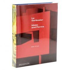 Livre Le Corbusier: Ideas and Forms