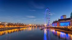 Imagem gratis no Pixabay - London Eye, Roda Gigante, Londres London Eye, London City, London Wall, London Skyline, Big Ben, London Hotels, London Flights, London Places, London Flug