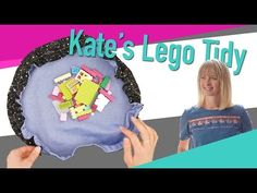 Make your own Lego Mat & Tidy - YouTube
