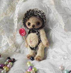 My sweet little hedgehog. =)