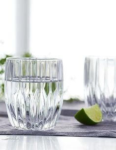 PRESTIGE: Nachtmann: Crystal Glas, tableware, brilliant, plates, Charger plates, Salad plates, Red wine glass, white wine glass, Champagne glass