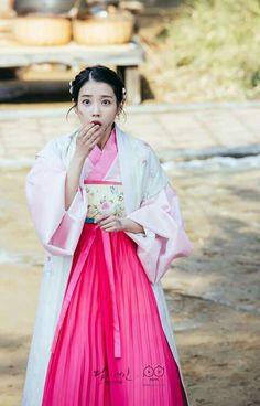IU MoonLovers ScarletHeartRyeo Iu Moon Lovers, Moon Lovers Drama, Korean Traditional Dress, Traditional Dresses, Korean Actresses, Actors & Actresses, Moon Lovers Scarlet Heart Ryeo, Moorim School, K Wallpaper